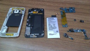 Samsung Galaxy S6 Edge Ekran Değişimi (2)