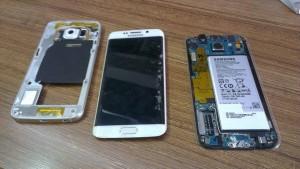 Samsung Galaxy S6 Edge Ekran Değişimi (4)